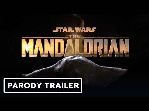 The Mandalorian Season 2 – Teen Yoda Parody Trailer