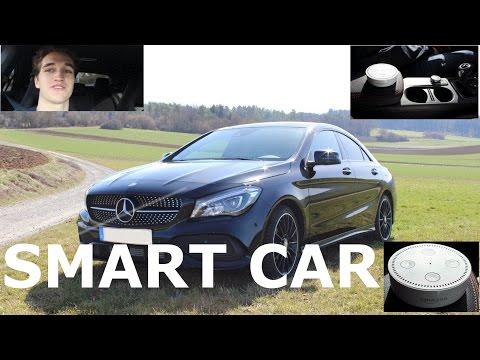 Amazon Echo: Alexa in jedem Auto verwenden! So geht's!! #smartcar