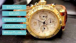 Stunning Luxury Watch Collection