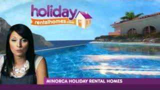 Menorca Holidays   Minorca Vacation Rentals