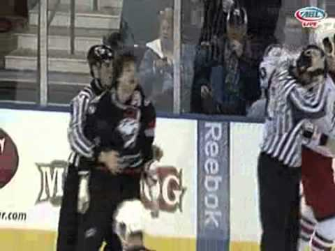 Zack FitzGerald vs. Nick Tarnasky