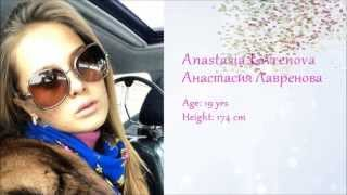 Miss Russia 2014, Meet the contestants Part-4