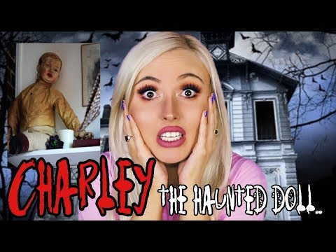 CHARLEY the Haunted Doll Tormented a Family in the 1960s.. SCARIER THAN ANNABELLE