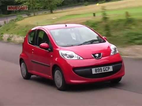Peugeot 107 review - What Car?
