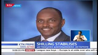Kenya shilling stabilises against USD