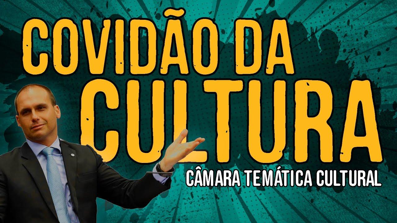 Covidão da Cultura x Câmara Temática Cultural