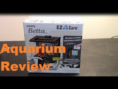 Marina EZ Care Aquarium Review