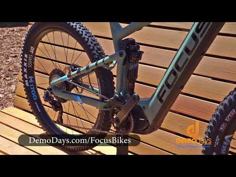 Focus Jam² Electric Mountain Bike