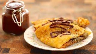 Homemade Nutella & Crepes - Gemma's Bigger Bolder Baking Ep. 58