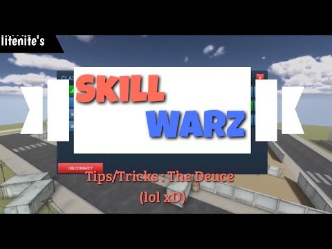 SkillWarz: Tips/Tricks #2 - General Game Sense