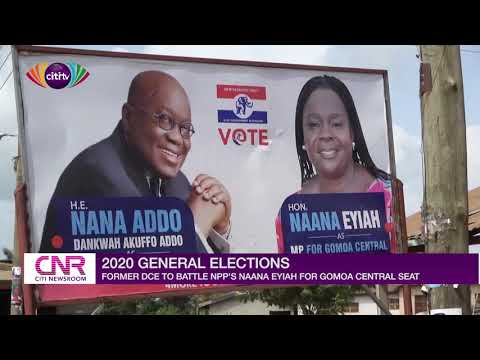 Former DCE to battle NPP's Naana Eyiah for Gomoa Central constituency | Citi Newsroom