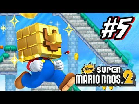 New Super Mario Bros 2 Walkthrough - Special Worlds - Secret