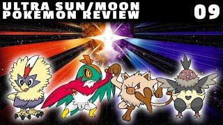 Mandibuzz  - (Pokémon) - Ultra Sun/Moon Pokémon Review: Route 3 (Mankey, Rufflet, Vullaby & Hawlucha)