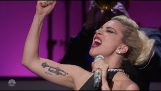 Lady Gaga - La Vie En Rose (Tony Celebrates 90 Live 2016 HQ)