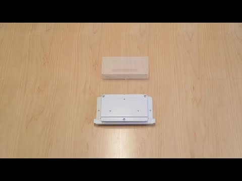 Part 5: Installing the Interactive Touch Module and Bracket