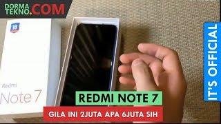 REDMI NOTE 7 INDONESIA | PISAH DARI XIAOMI MALAH MAKIN JADI HAHAHA | SPESIFIKASI DAN HARGA RESMI