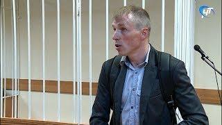 Суд присудил маловишерцу Юрию Картыжеву штраф в 30 тысяч рублей за оскорбление Владимира Путина