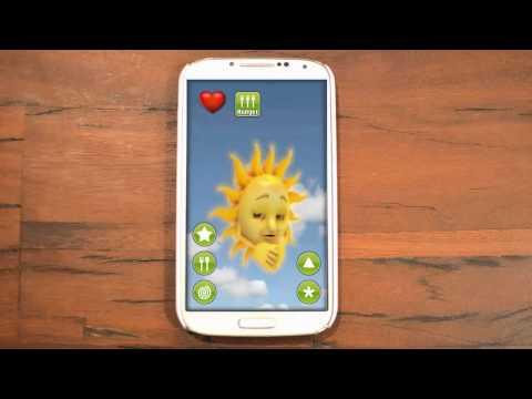 Video of Talking Solar Sun