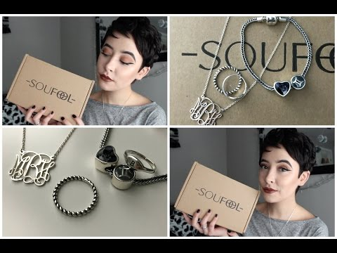 SOUFEEL jewellery haul : first impressions and review