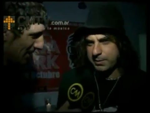 La 25 video Entrevista Luna Park - Camarines 2008