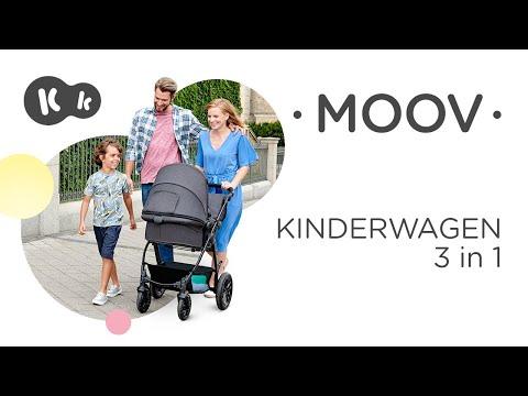 KinderKraft Moov 3in1