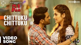 A1 | Chittuku Chittuku Video Song | Santhanam, Tara | Santhosh Narayanan | Johnson K