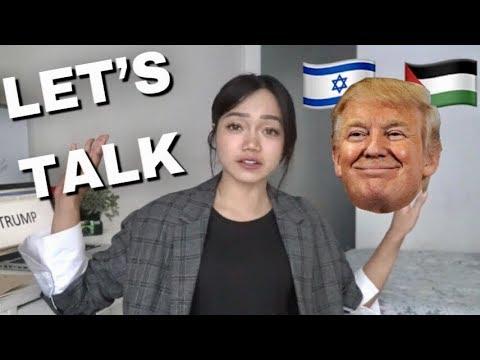 ISRAEL, TRUMP & PALESTINE