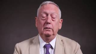"General George ""Mad Dog"" Mattis Ask Me Anything"