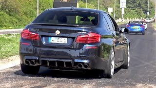 During a super car meeting in The Netherlands I have filmed many