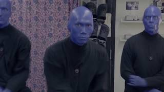 Blue Man Group Takes On The #SkibidiChallenge