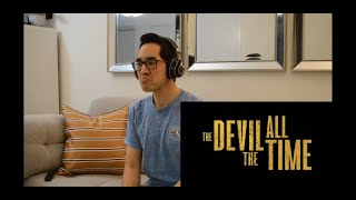 The Cinephile: The Devil All The Time Trailer Reaction