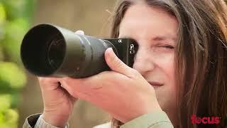 Sony Alpha a6000 Mirrorless Camera w16 50mm & 55 210mm Lenses & 128GB Bundle  Camera & P