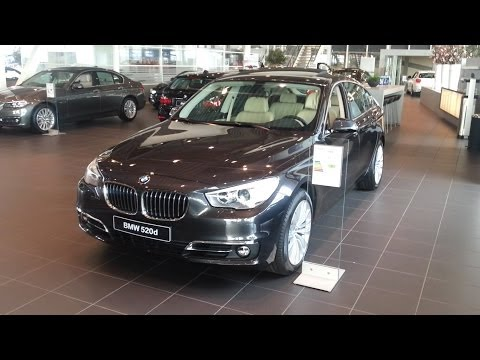 BMW 5 Series GT 2014 In depth review Interior Exterior