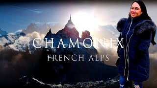 Chamonix Mont Blanc -4K French Alps - Where To Stay & Eat!
