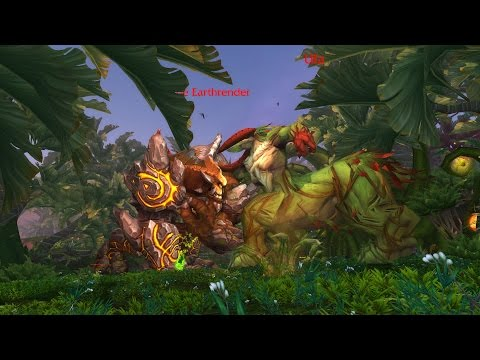 The Story of Gorgrond - Warlords of Draenor