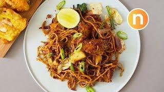 Mee Goreng Mamak [Nyonya Cooking]