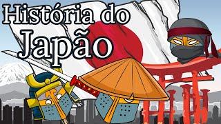 A História do Japão | Animação