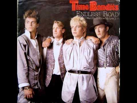 Time Bandits - Endless Road (12' Remix)