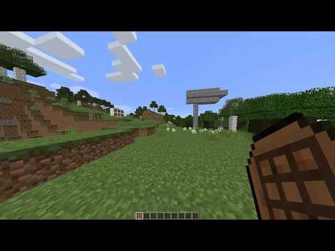Portable Craft Bench Mod - Mesa de Crafteo Epica - 1.8 Minecraft