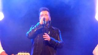 Markus Feehily || ONLY YOU - Olympia Theatre 8/3/15