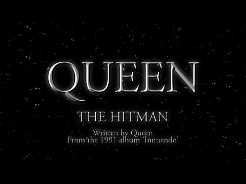 Queen - The Hitman - (Official Lyric Video)