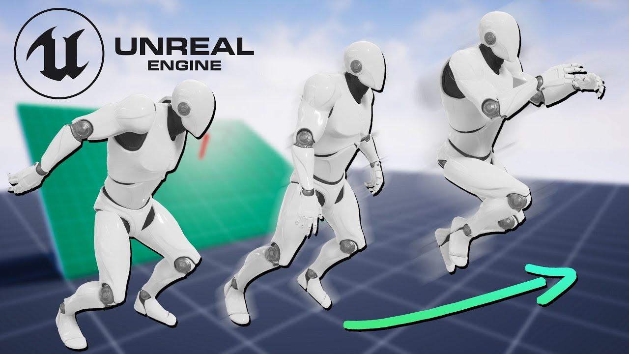 Expulser un personnage et gérer sa direction - Tuto Unreal Engine UE4