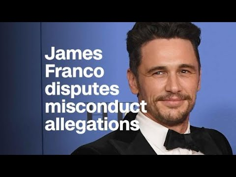 James Franco addresses misconduct allegations
