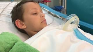 Logan's Surgery Today!!