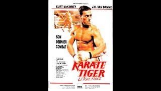 Karate Tiger (1985)  Film Complet