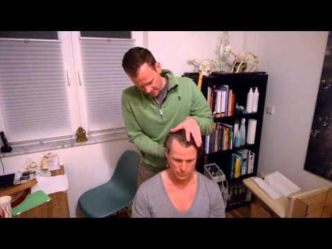 Gicht Behandlung des Schultergelenkes