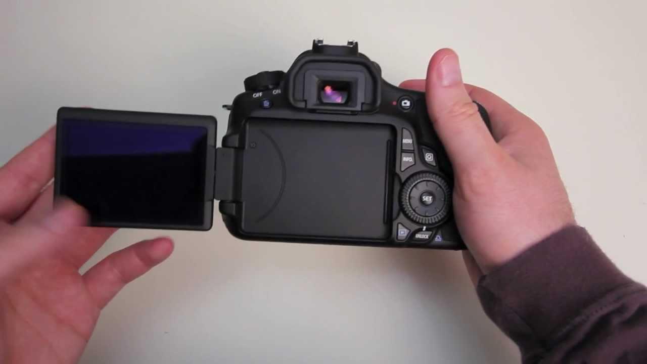 Canon 60D Unboxing thumbnail