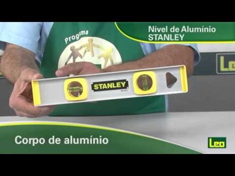 Nível de Alumínio, Stanley