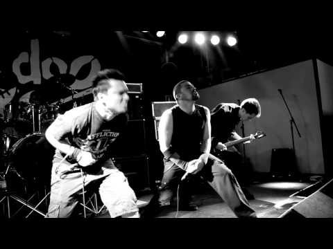"LOGICAL TERROR - ""UNFILLED"" Official live video clip"