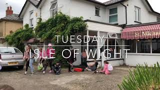 Isle of Wight - Day 2